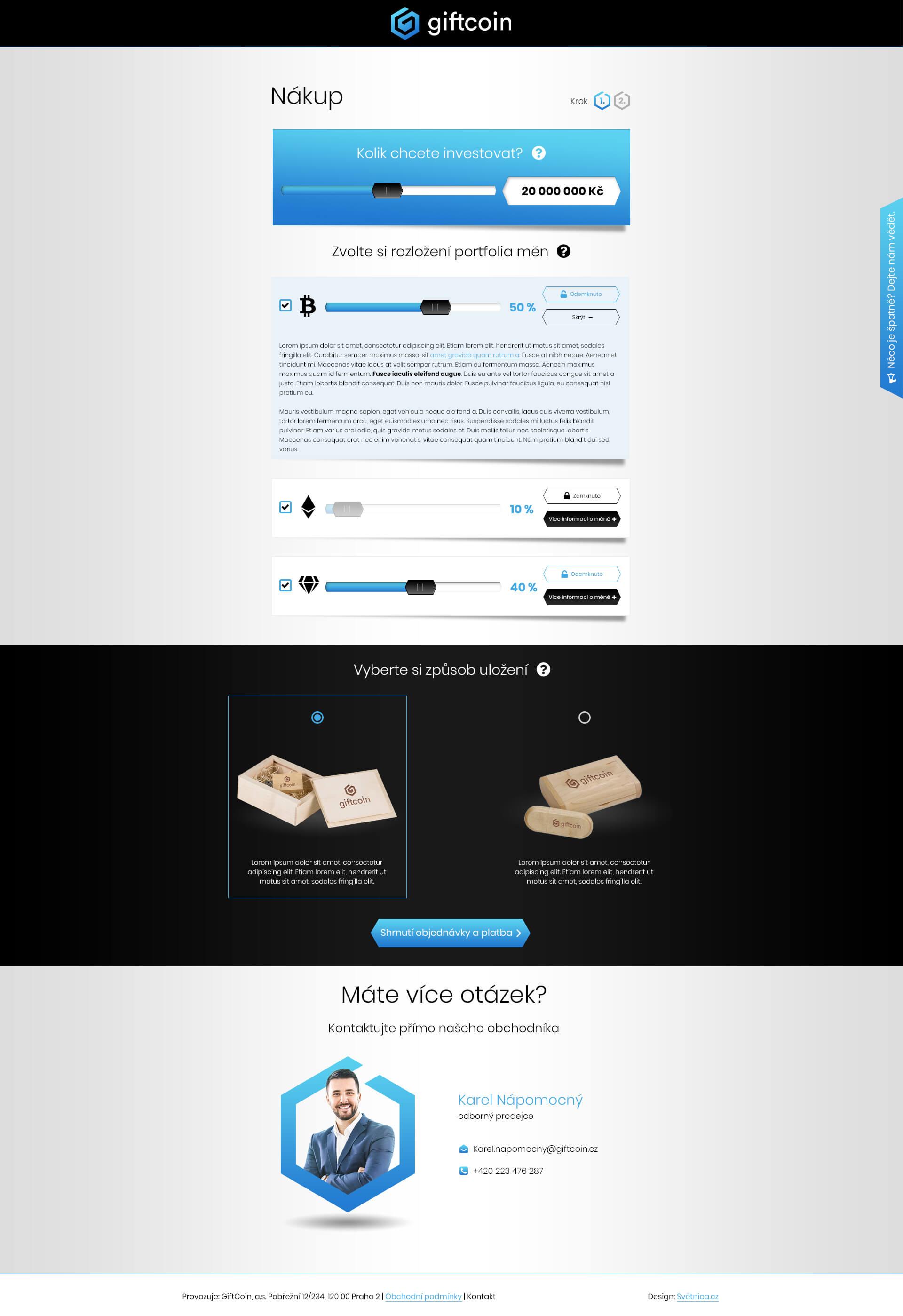 giftcoin-webdesign-svetnica-bily-krok-1