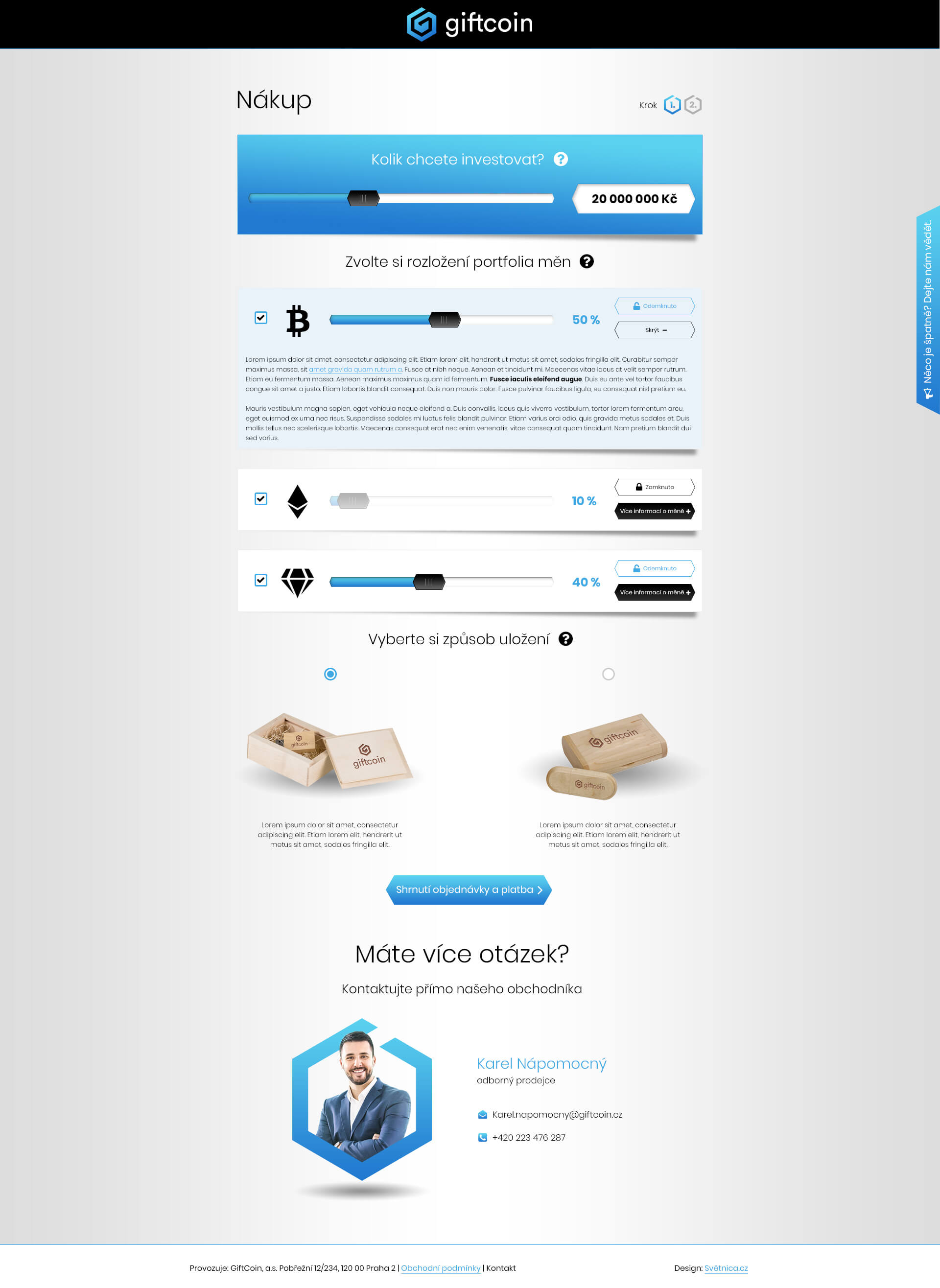 giftcoin-webdesign-svetnica-krok-1