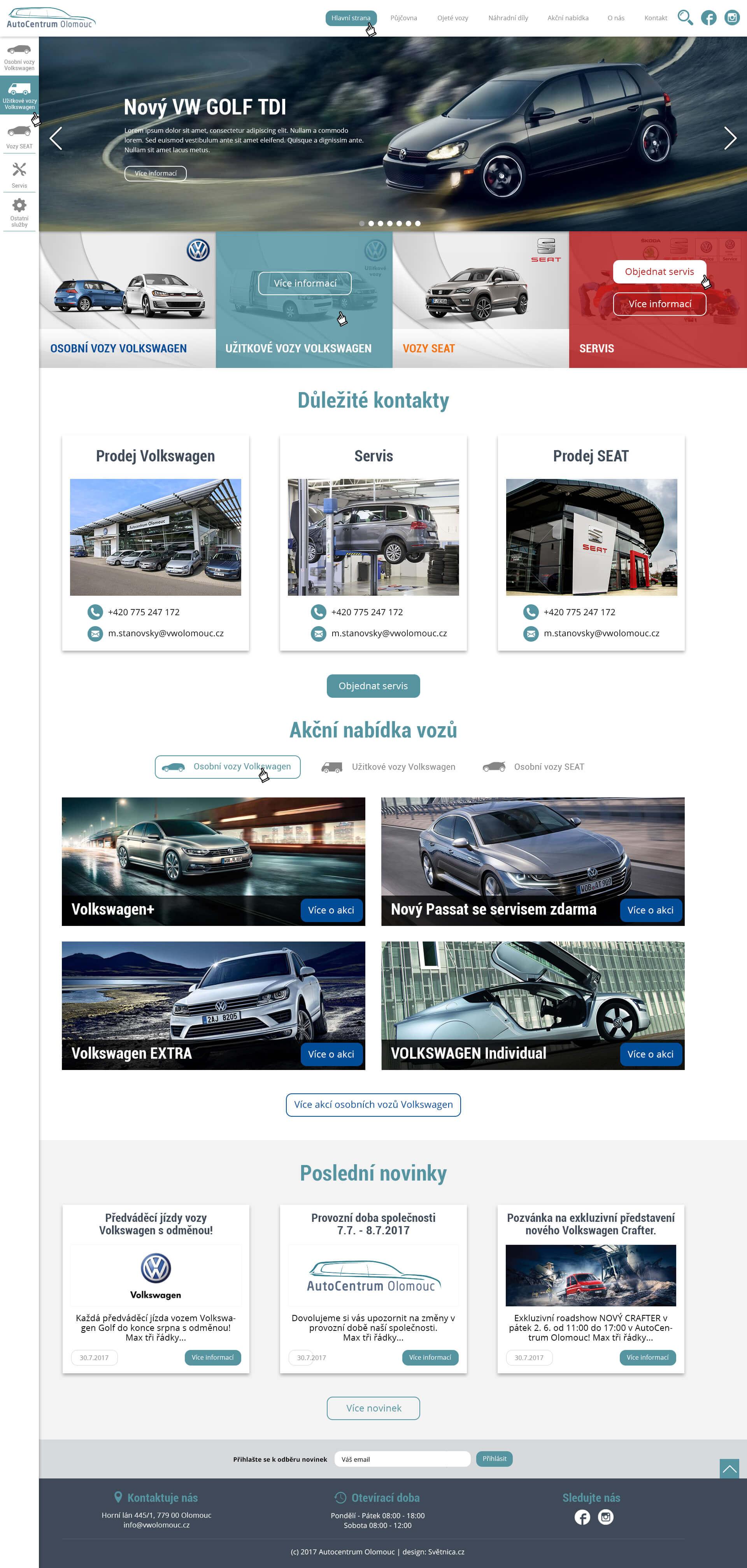 webdesign-autocentrum-olomouc-uvod